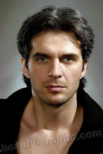 Oleg Kharitonov photo, handsome russian actors photos