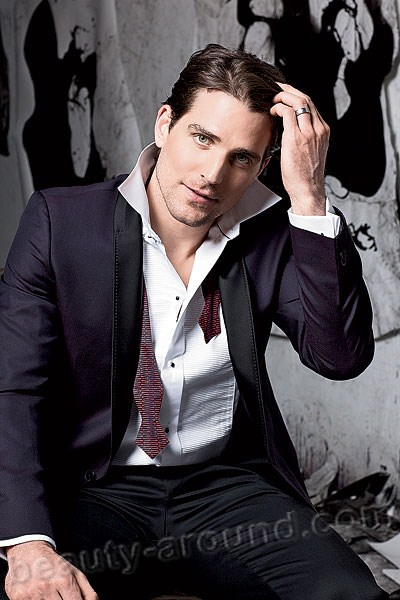 Handsome Male Athletes Patrick Sharp