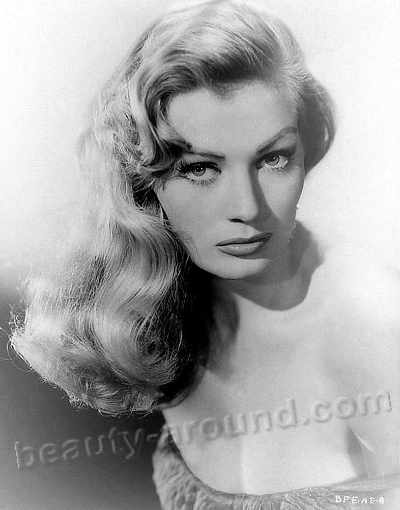 Anita Ekberg most beautiful Swedish woman photos