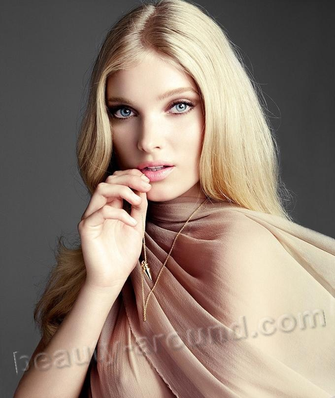Elsa Hosk the most beautiful swedish women