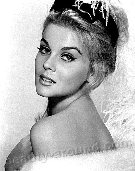 Ann-Margret Olsson most beautiful Swedish women photos