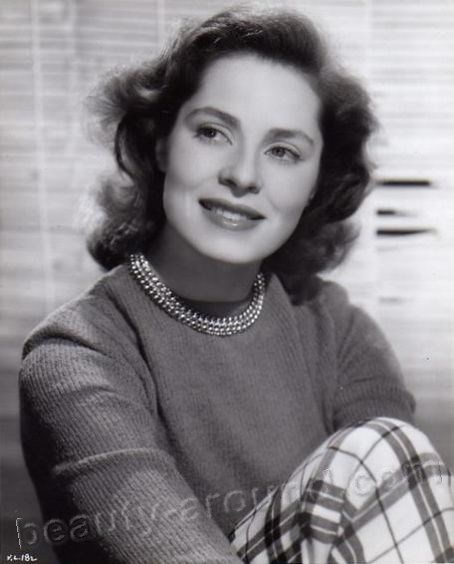 Viveca Lindfors most beautiful Swedish women photos