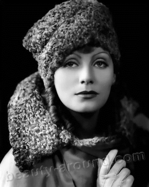 Greta Garbo  Swedish and American actress