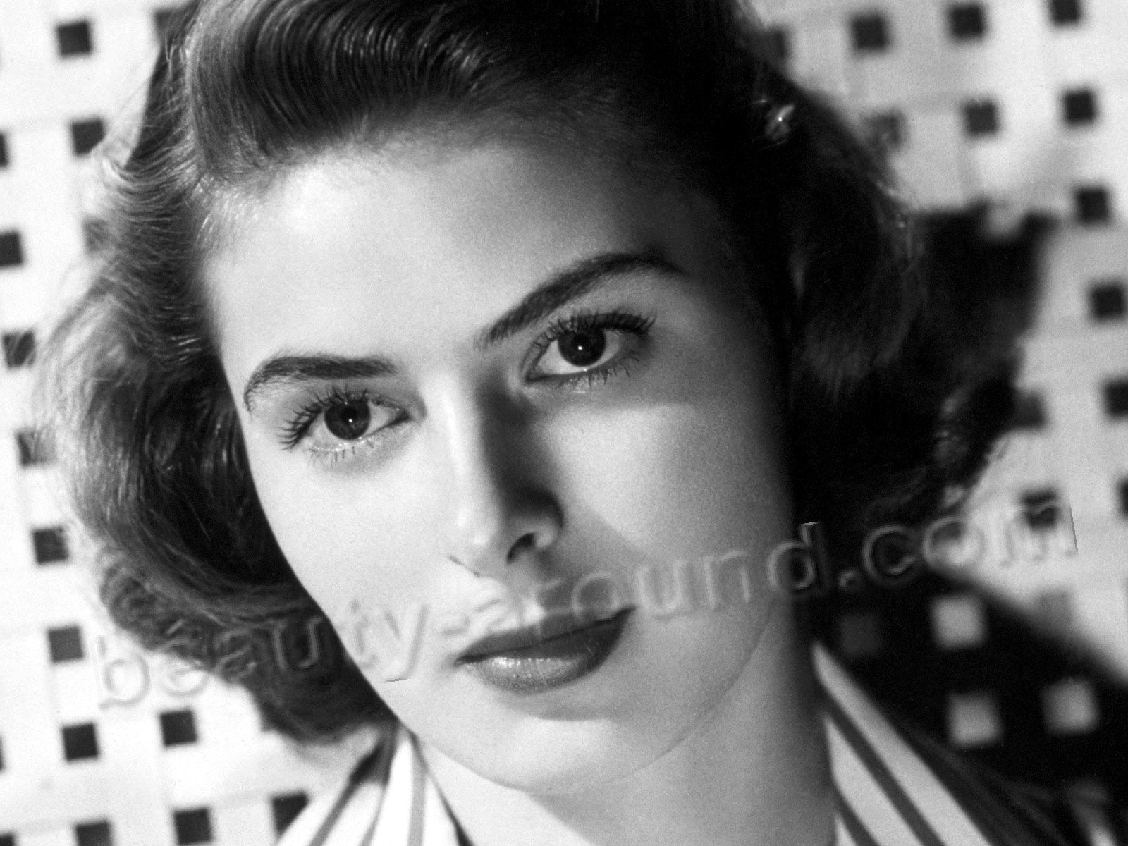 Ingrid Bergman most beautiful Swedish women photos