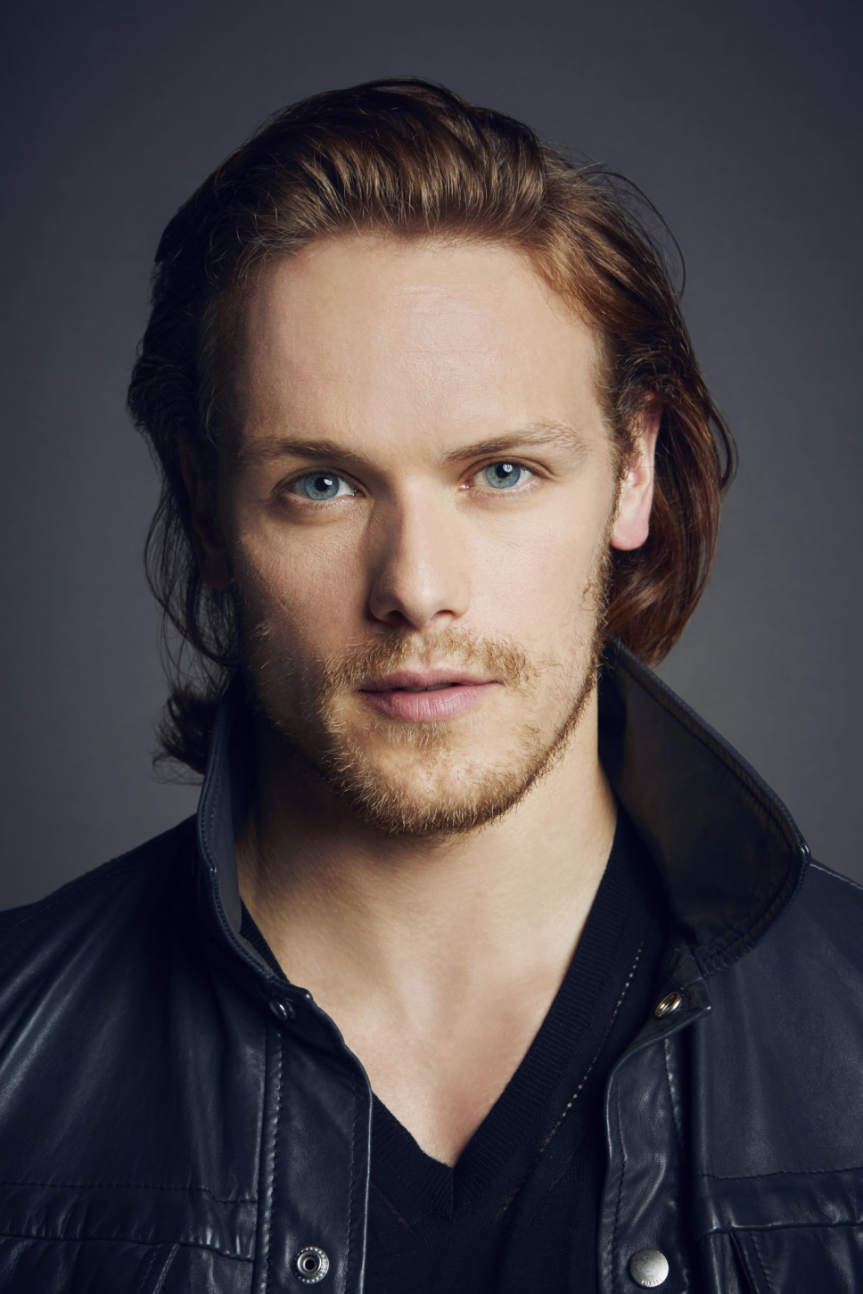 Sam Heughan Scottish actor photo