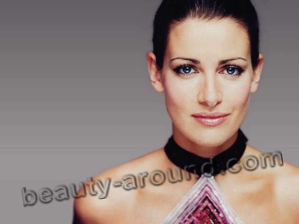 Kirsty Gallacher Scottish television presenter photo