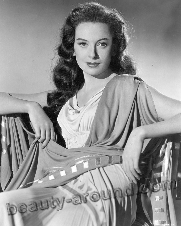 Deborah Kerr beautiful Scottish-born actress photo