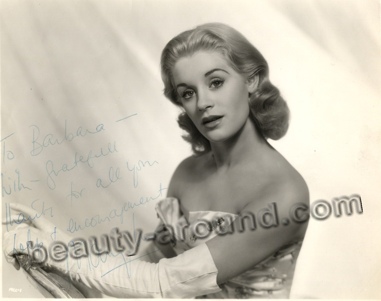 Mary Ure nice Scottish actress photo