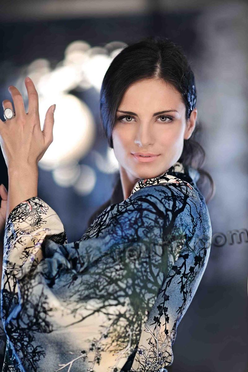 Sonja Kolacaric Serbian actress photo