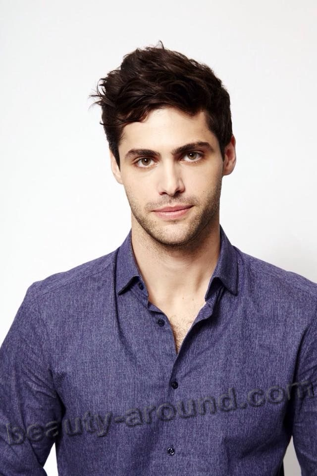 Matthew Daddario young American TV series actor
