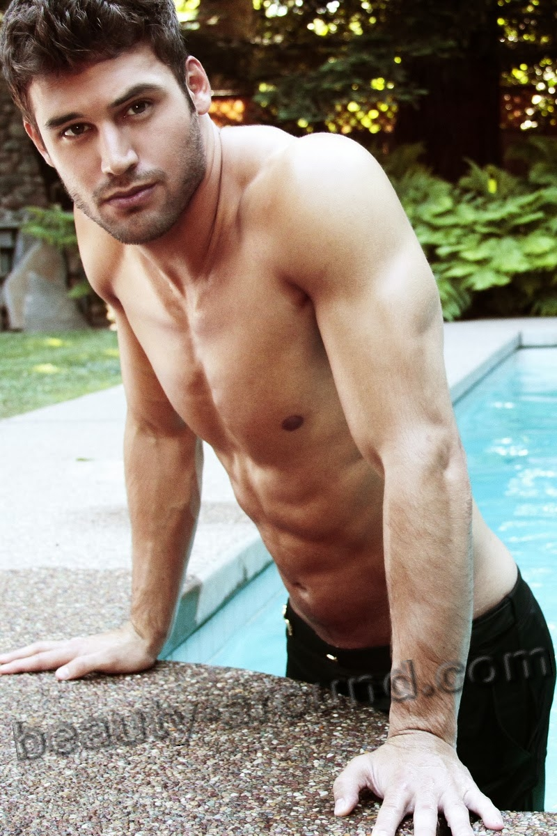 Ryan Guzman sexy TV series actor photo