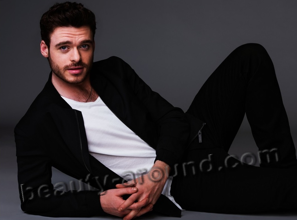 Richard Madden handsome Scottish TV series actor