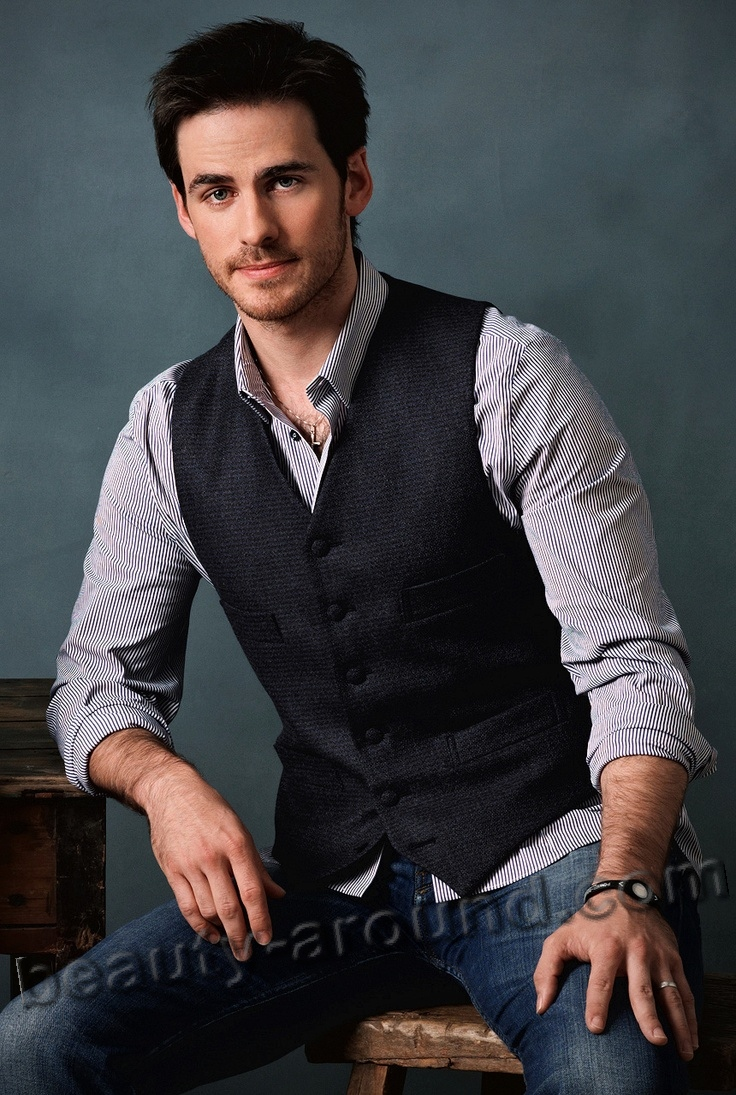 Colin O Donoghue Irish TV series actor