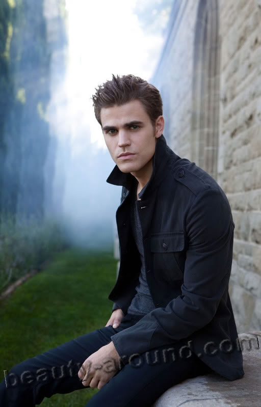 Paul Wesley American TV series actor photo