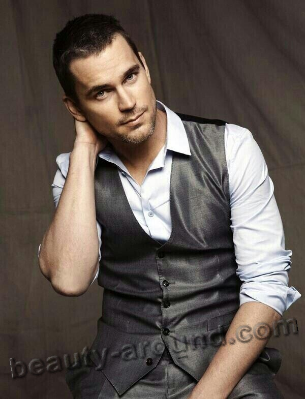 Matt Bomer most hansome TV series actor
