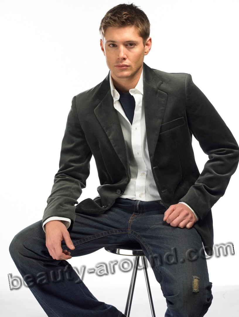 Jensen Ackles TV series actor picture