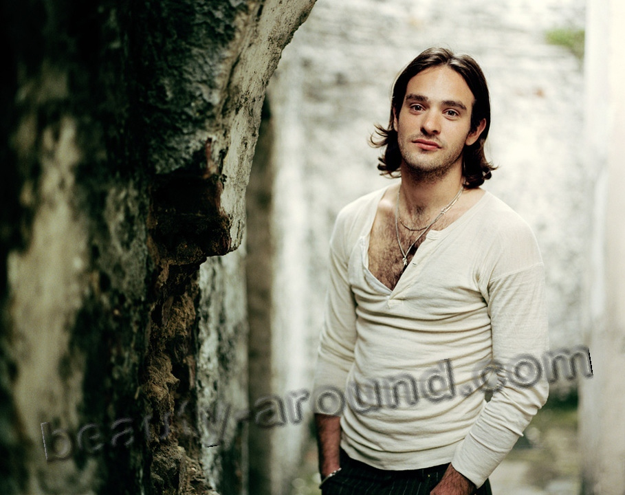 Charlie Cox handsome English TV series actor