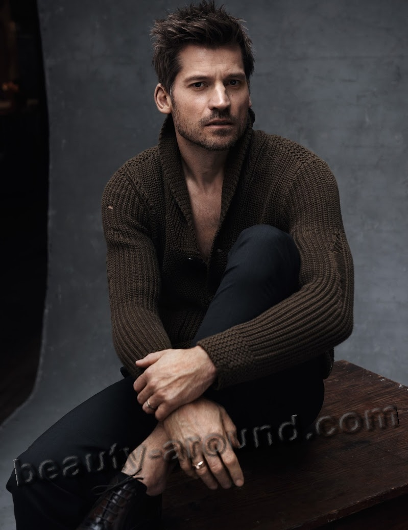 Nikolaj Coster-Waldau handsome Danish actor