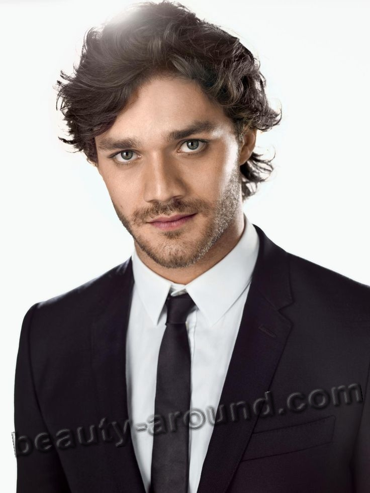 Lorenzo Richelmy handsome Italian TV series  actor
