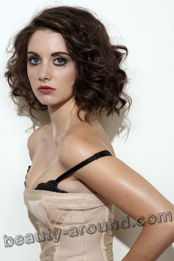 Alison Brie American TV series actress picture