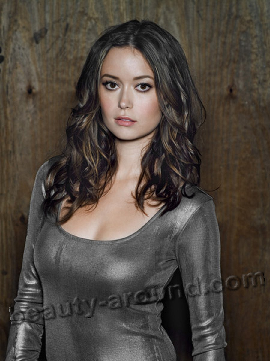 Summer Glau TV series actress photo