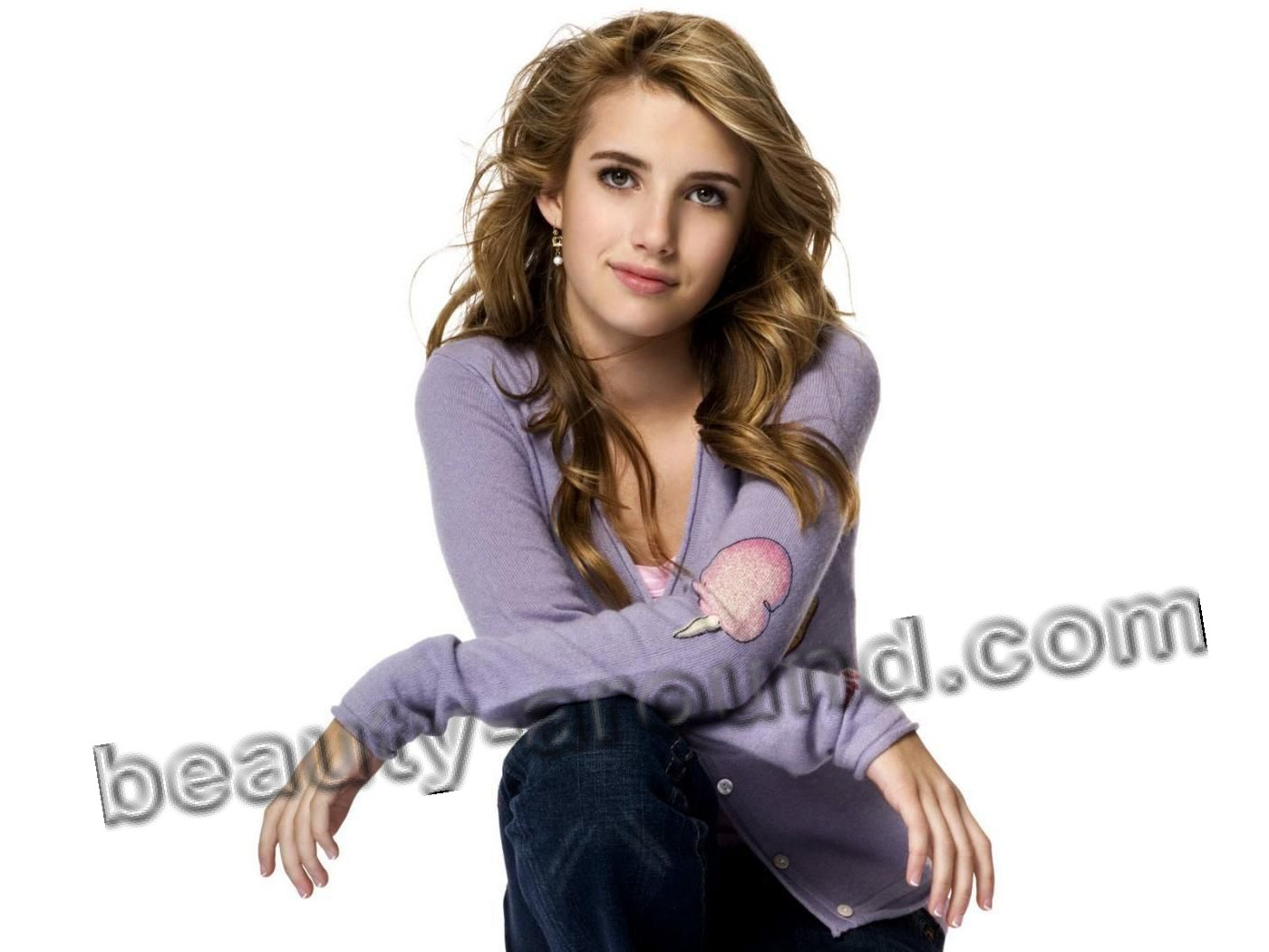 Emma Roberts TV series actress picture
