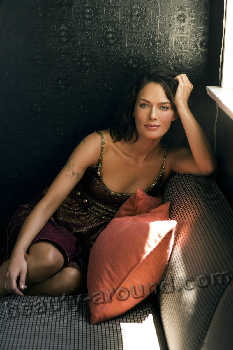 Lena Headey beautiful TV series actress picture