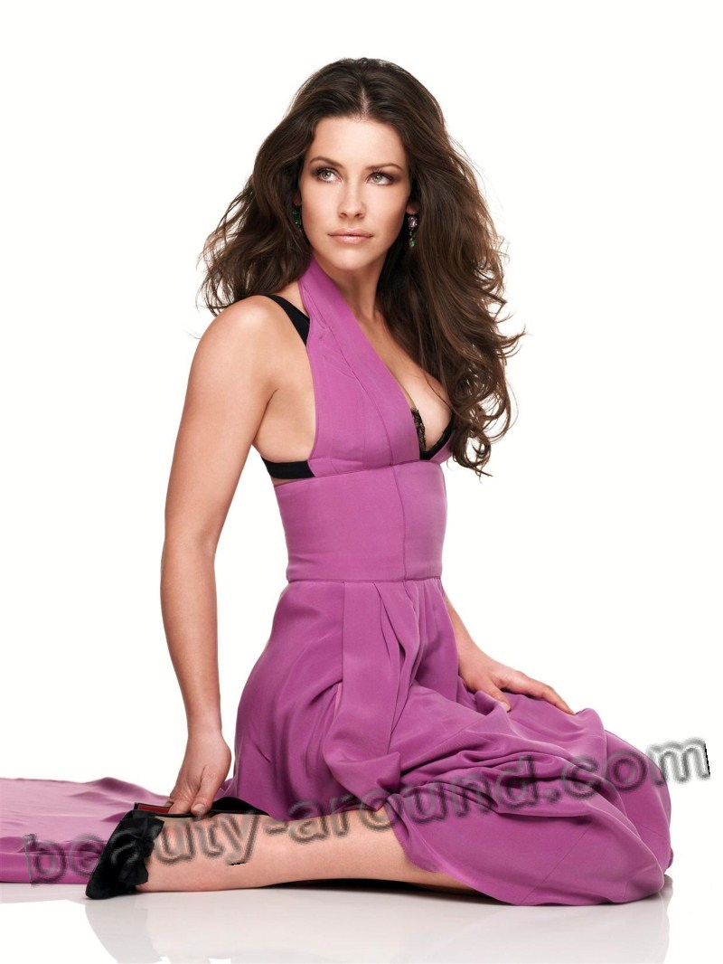 Evangeline Lilly Canadian TV series actress photo