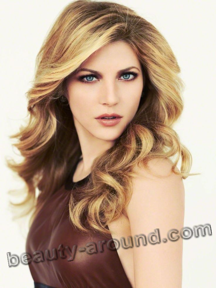 Katheryn Winnick sexy TV series actress photo