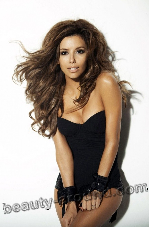 Eva Longoria beautiful actress of soap opera photo