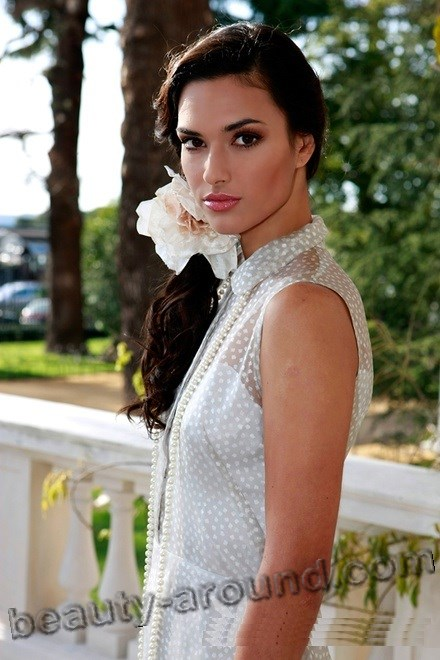 Beautiful Slovenian Women. Sandra Marinovic Miss Slovenia 2010 photo