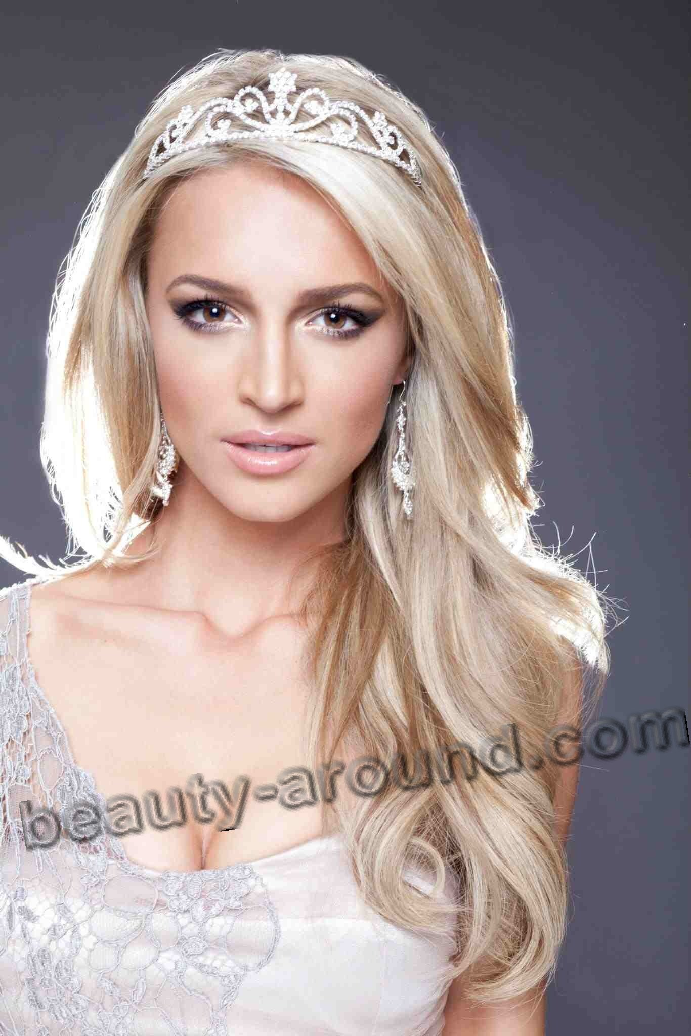 Beautiful South african women, Melinda Bam кMiss South Africa 2011 photo