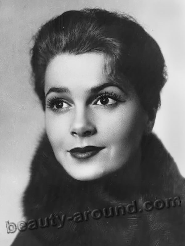 Elina Bystritskaya Soviet and Russian actress of theater and cinema