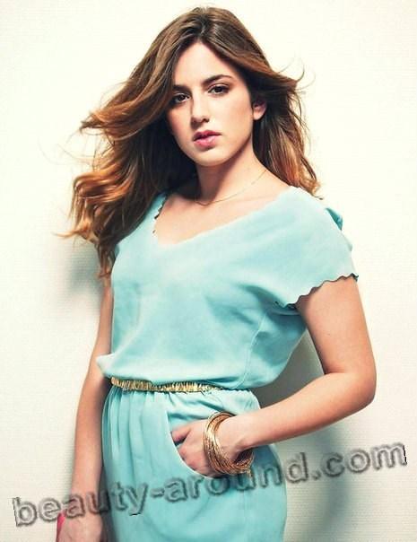 Марина Салас / Marina Salas, фото, испанская актриса кино