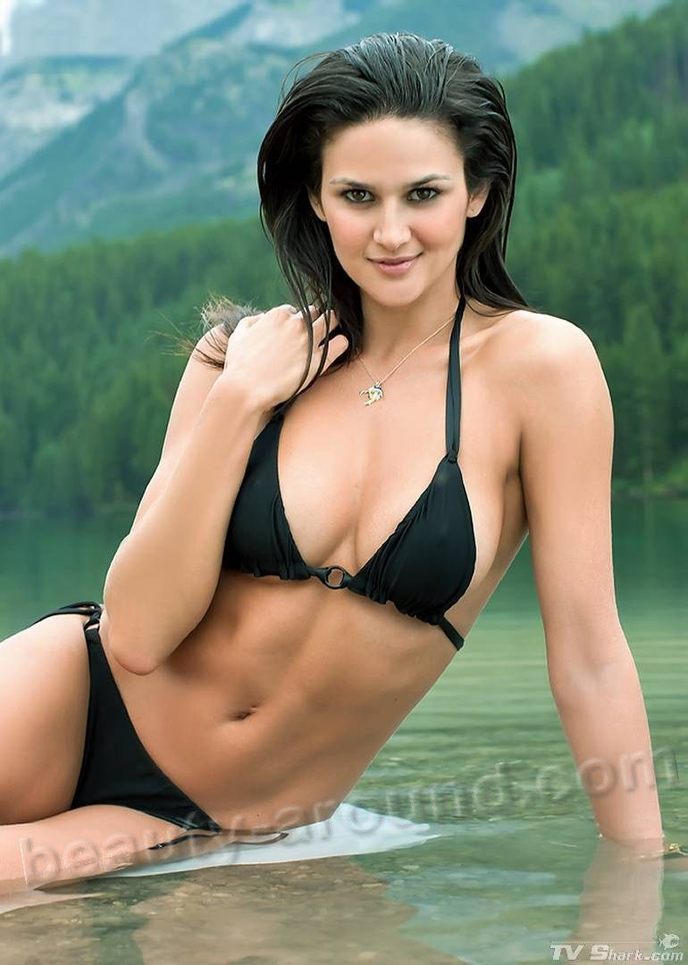 Leryn Franco the most beautiful female athletes photo