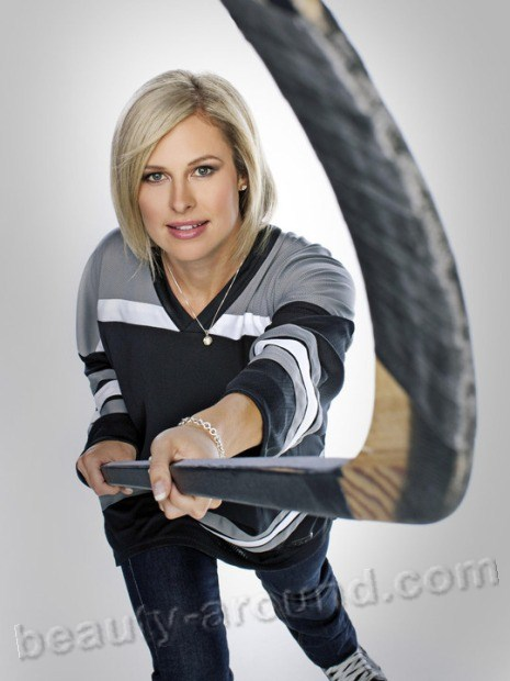Tessa Bonhomme the most beautiful female athletes photo