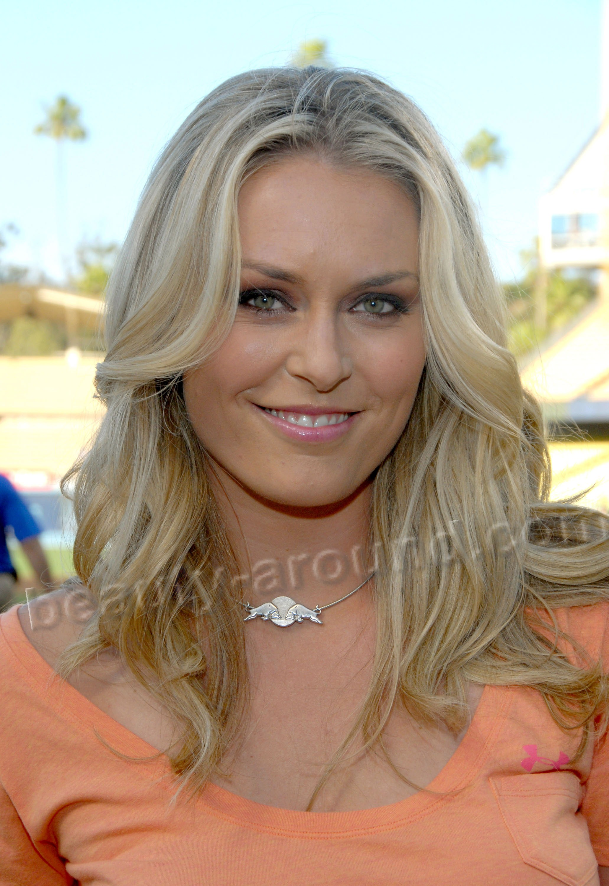 Lindsey Vonn the most beautiful female athletes photo