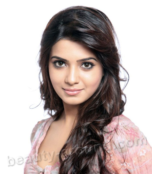 Beautiful South Indian Actresses Samantha Ruth Prabhu