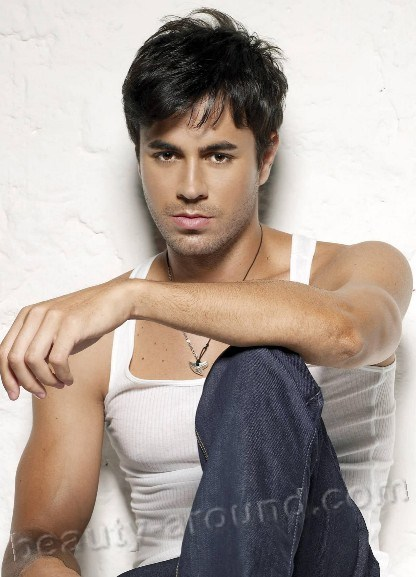 Enrique Iglesias Spanish singer, songwriter, producer and actor