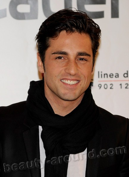 David Bustamante singer of Spanish origin