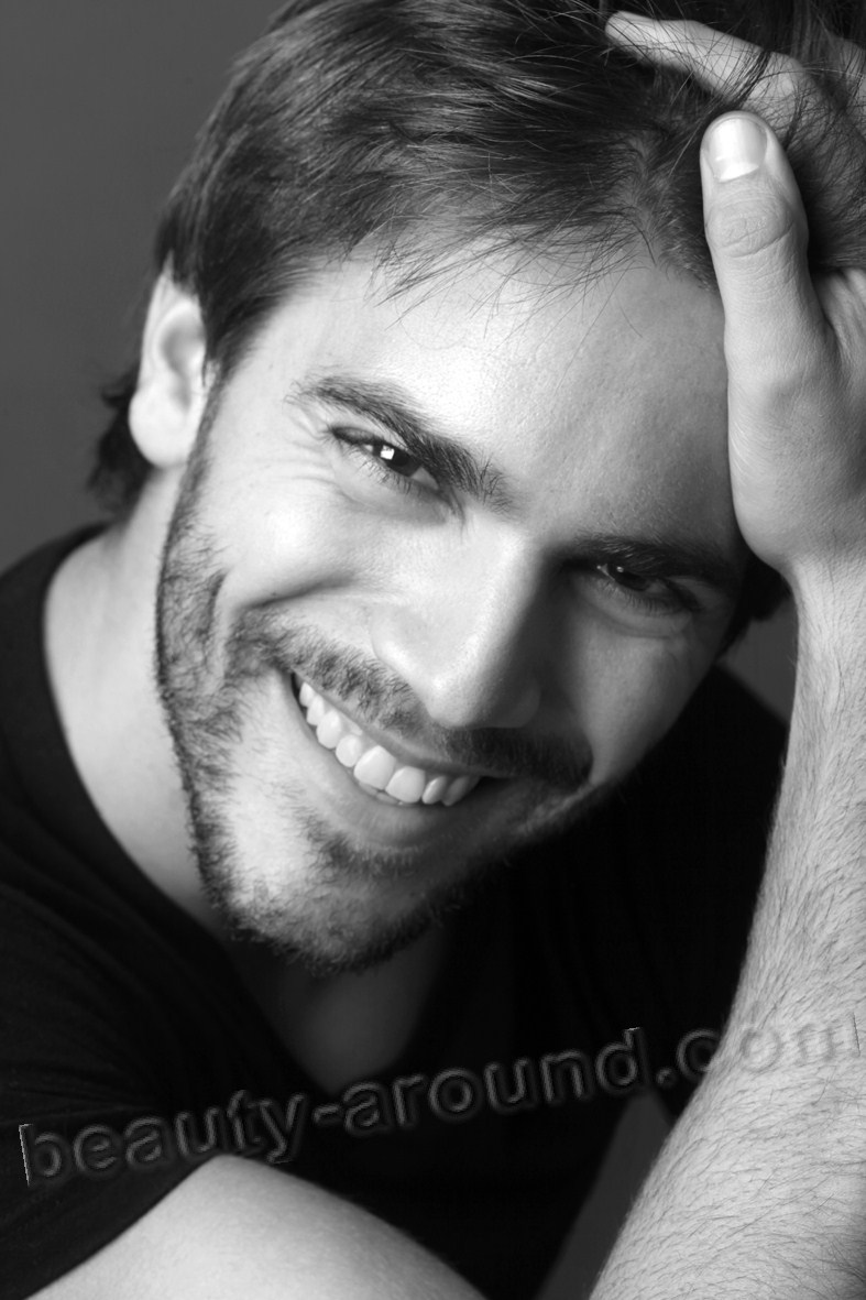 Marc Clotet  handsome spanish actor