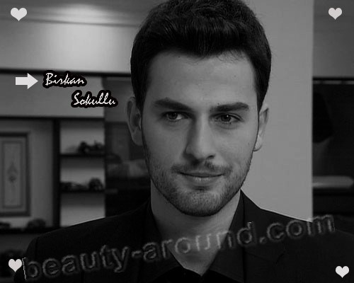 Birkan Sokullu turkish actor photo