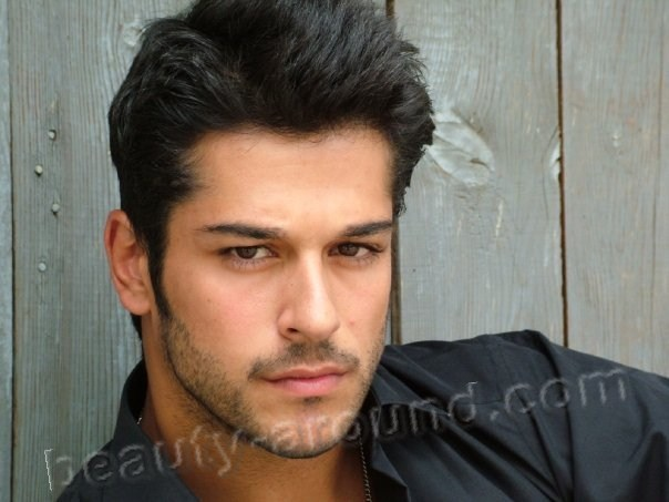 Burak Ozcivit beauty turkish actor photo