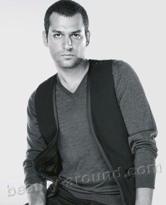 Murat Yildirim beauty turkish actor photo