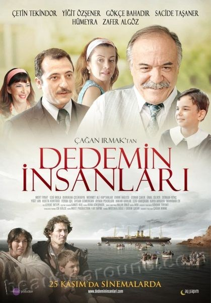 My Grandfather's People / Dedemin Insanlar best turkish films