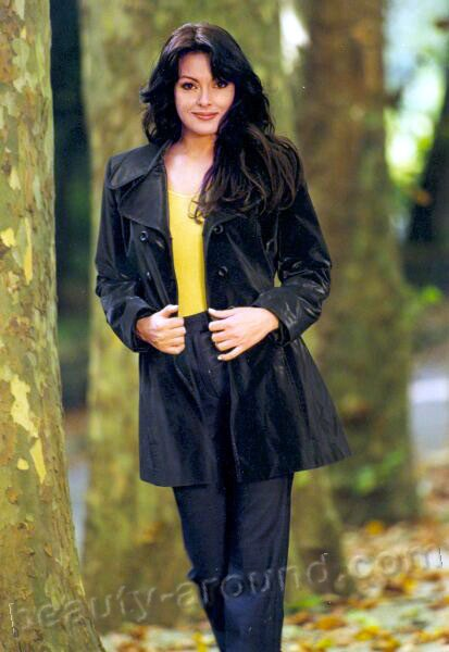 Aydan Sener Turkish actress photo