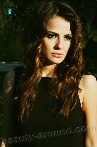 Seda Guven beautiful Turkish actress photo
