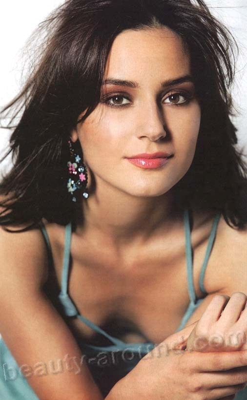 Sedef Avci beautiful Turkish actress photo