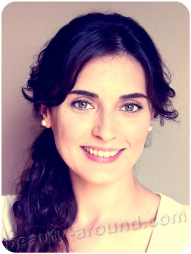 Aslihan Gurbuz Turkish actress photo