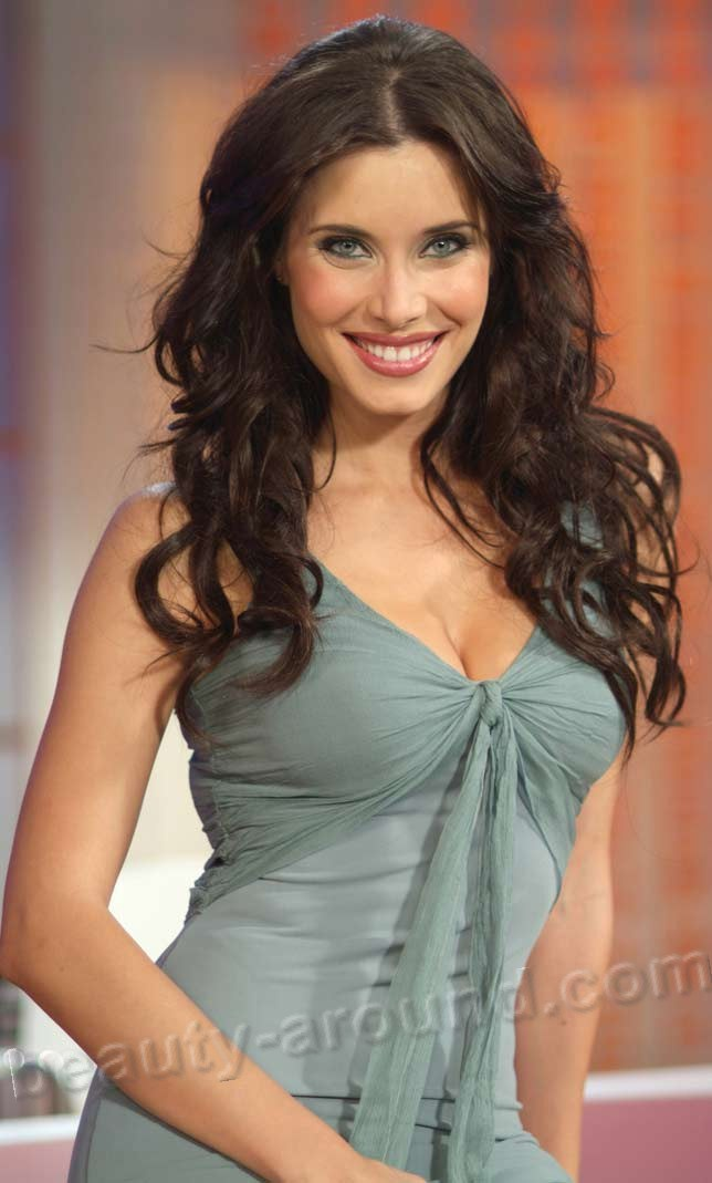 Pilar Rubio  Spanish journalist and television presenter